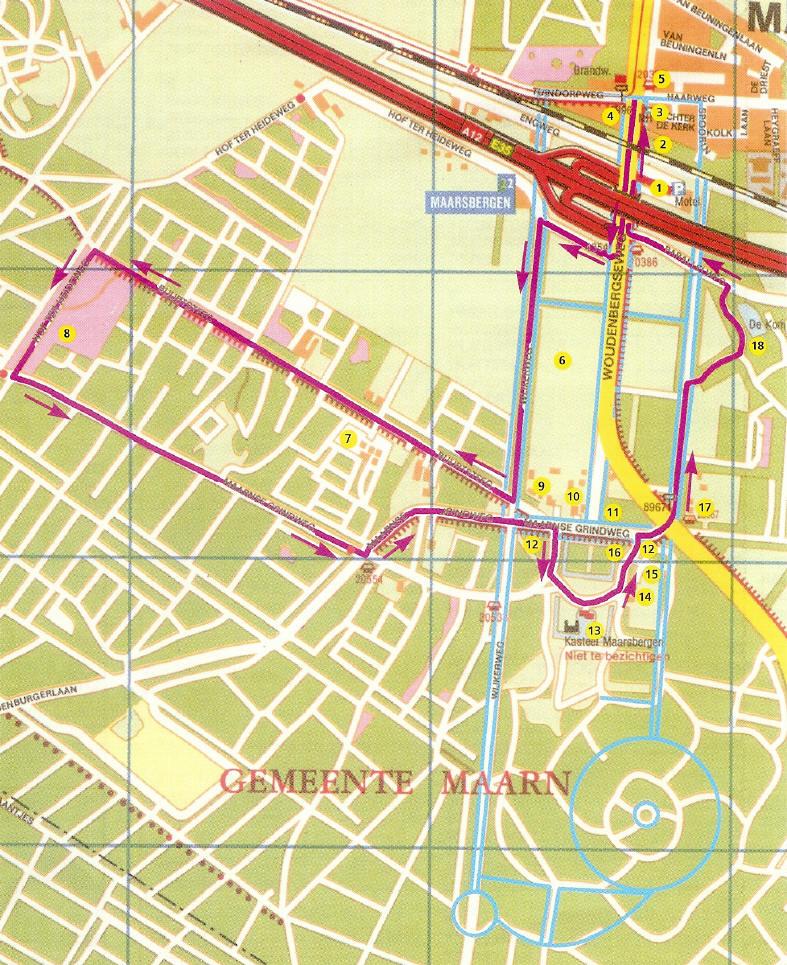 leersumse veld plattegrond
