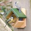 Pindakaaspottenhouders voor de vogels maken